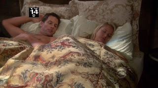 Michael Muhney Shirtless on Young and the Restless 20091202