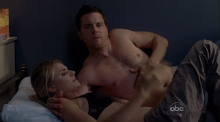 Michael Mosley Shirtless on Scrubs s9e01
