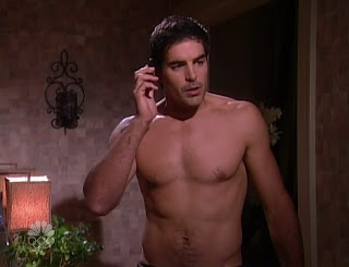 Galen Gering Shirtless on Days of Our Lives 20091217