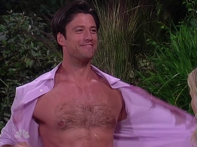 James Scott Shirtless on Days of Our Lives 20100708