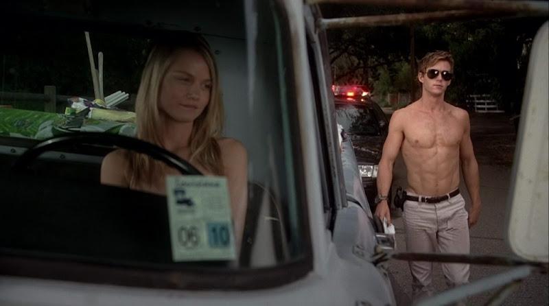 Ryan Kwanten Shirtless on True Blood s3e04