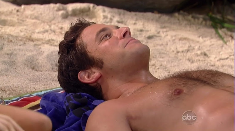 Brandon Barash Shirtless on General Hospital 20100721