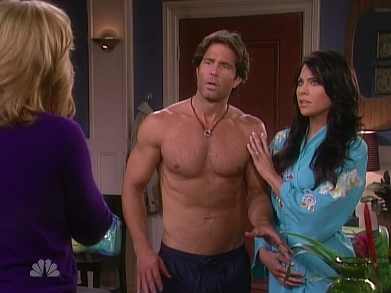 Shawn Christian Shirtless on Days of Our Lives 20100902