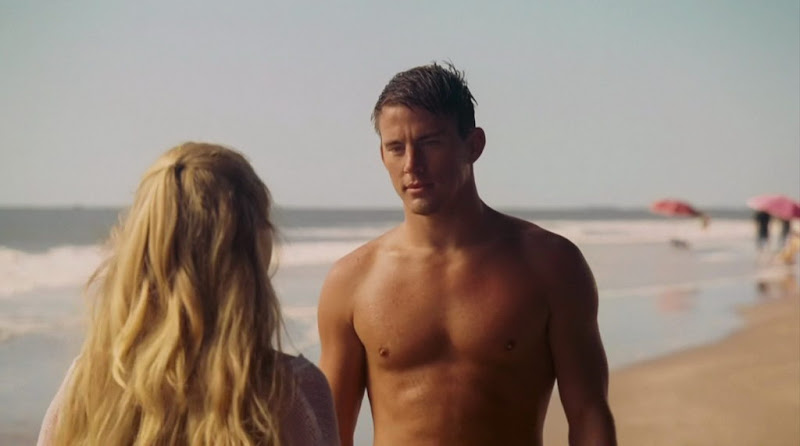 Channing Tatum Shirtless in Dear John