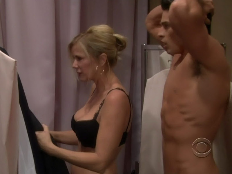Adam Gregory Shirtless on Bold and the Beautiful 20101213