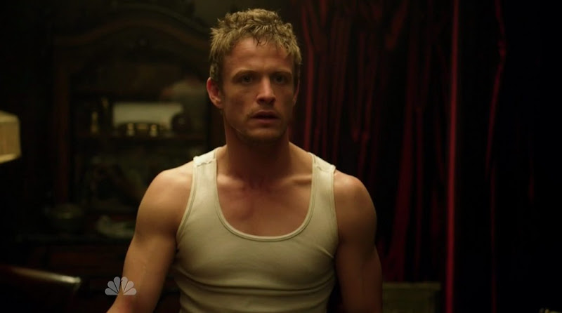 David Lyons Shirtless on the Cape s1e01