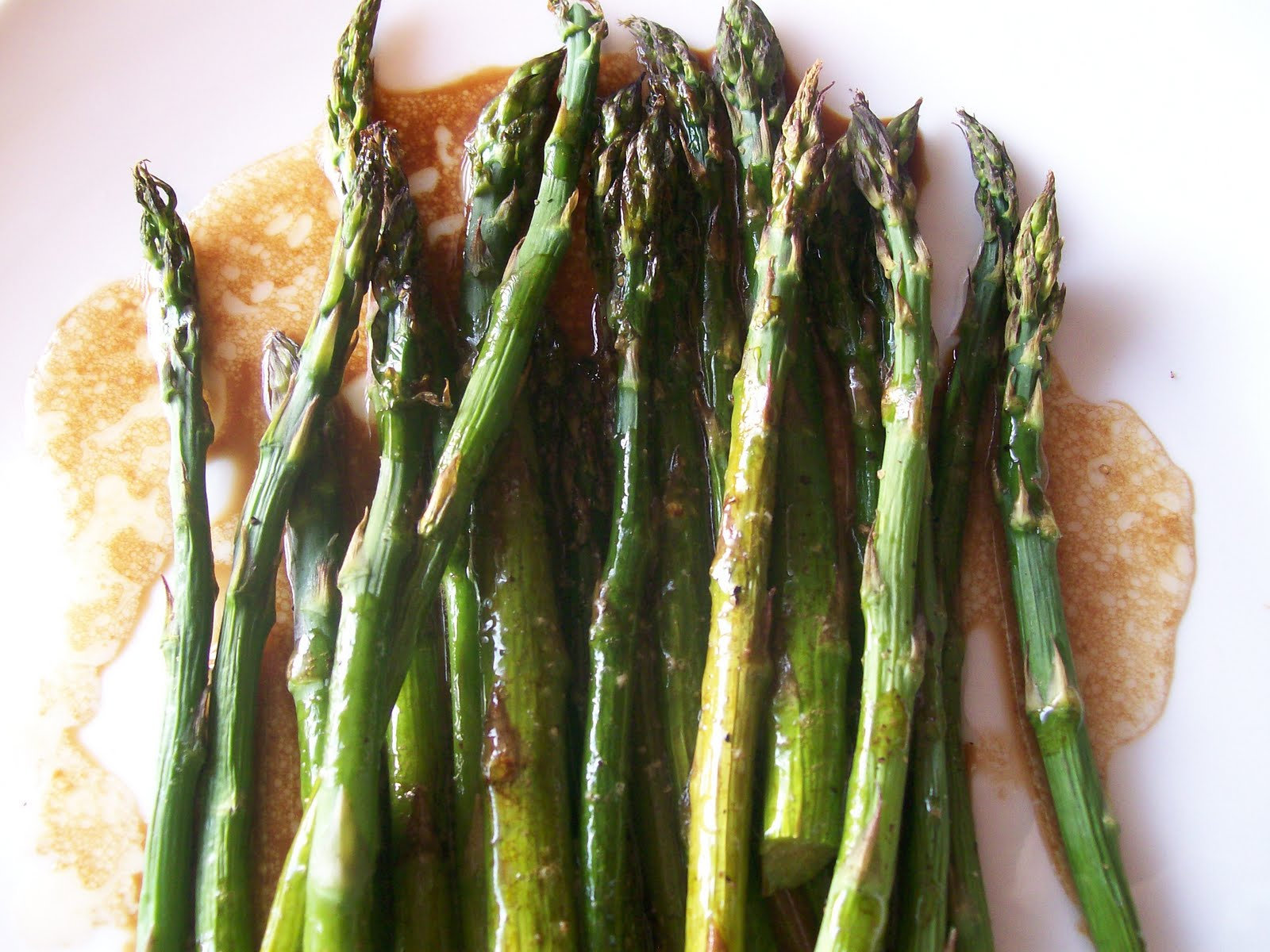 Hobbies Make Me Happy: Baked Asparagus with Balsamic ...