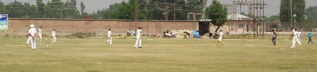 Youth Cricket Club Vs. Bismillah Cricket Club, Pampore