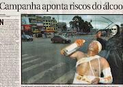 GUARDA JANIO DESTAQUE NOS JORNAIS DA CIDADE NA CAMPANHA VÉSPERA DO CARNAVAL 2008!!
