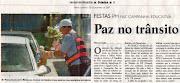 GUARDA JÂNIO PEDINDO PAZ NO TRÂNSITO DE TAGUATINGA PARA O MUNDO!!!