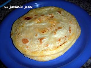 cheese-kulcha