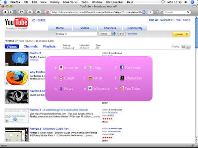 sitln How to Open Favorite Websites using Keyboard Shortcuts in Mozilla Firefox