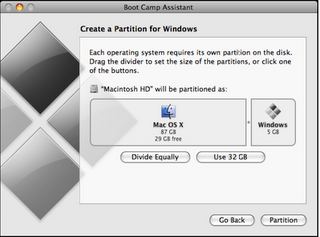 How to Install Windows 7 on Mac OS X Operating System