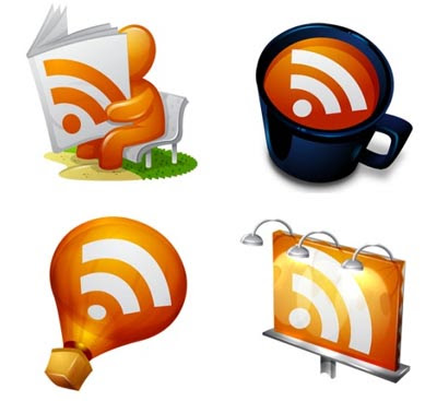 smashing magazine rss icons set Awesome Rss Feed Icons