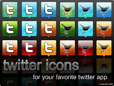 Twitter Boxes by jossotdesign, 400+ Beautiful Twitter Icons for your Website
