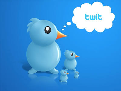 tweet bird twitter icons by nishad2m8 350+ Fresh Twitter Icons