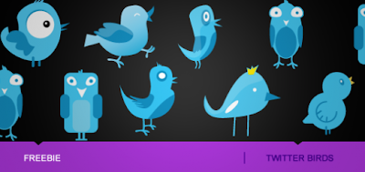 twitter birds icon set 350+ Fresh Twitter Icons