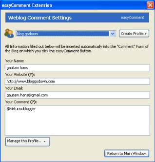 easy comment firefox add on 25 Super Firefox Addons For Bloggers