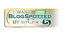 blogspotted by Studio 5