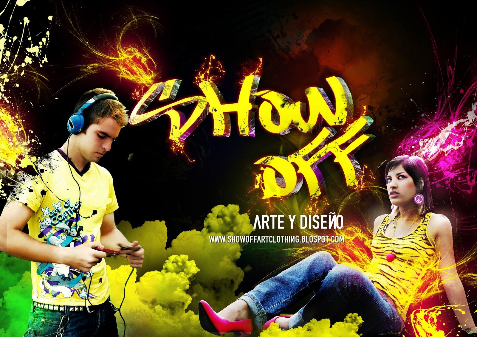 arte y diseño por SHOW.OFF