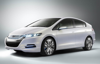 Honda Insight 2 Concept
