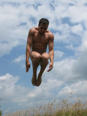 life model jumping