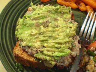 Alton Brown's Sardine-Avocado Sandwiches Recipe — Dishmaps