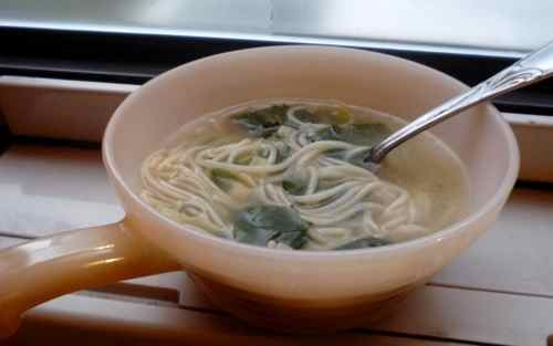 Good Soup For The Sick Recipes — Dishmaps