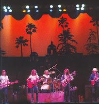 Eagles Hotel California Live