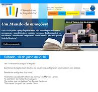 Participação Feira do Livro 2010