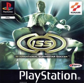 capa International Superstar Soccer 2000 | PS1 | NTSC