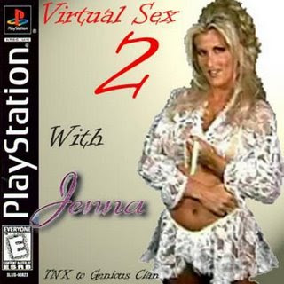 capa Virtual Sex 2 | PS1 | NTSC