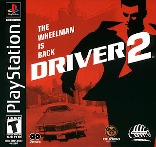 capa Driver 2 | PS1 | NTSC