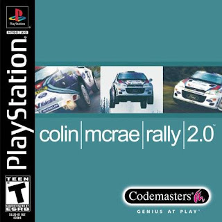 capa Colin Mcrae Rally 2.0   PS1