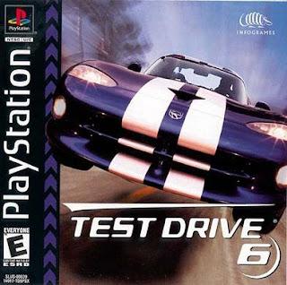 baixar Test Drive 6 download