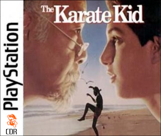 capalp7 The Karate Kid   PS1