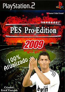 Download Pro Evolution Soccer 09: Pro Edition - PS2 | Baixando na Net
