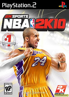 Download NBA 2K10 PS2 NTSC