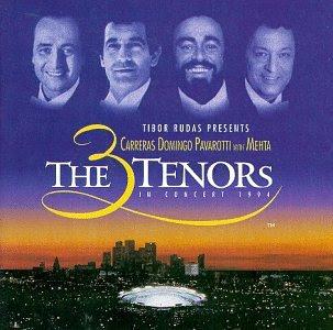 Los Tres Tenores.