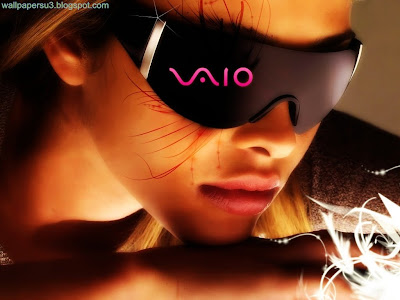 Sony VAIO Standard Resolution Wallpaper 4