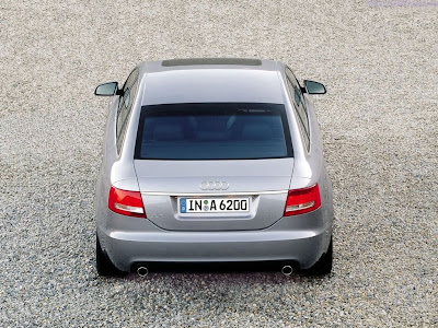 Audi A6 Standard Resolution Wallpaper 5