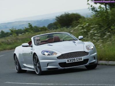 Aston Martin DBS wallpaper 3