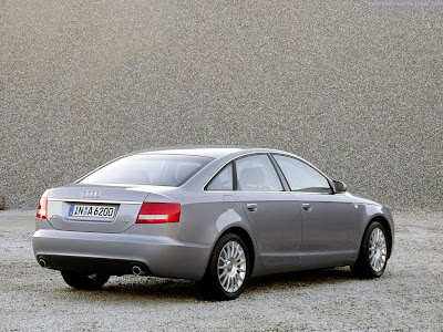 Audi A6 Standard Resolution Wallpaper 3