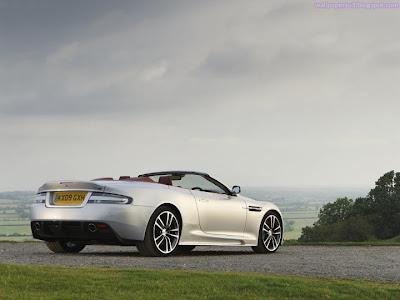 Aston Martin DBS wallpaper 5