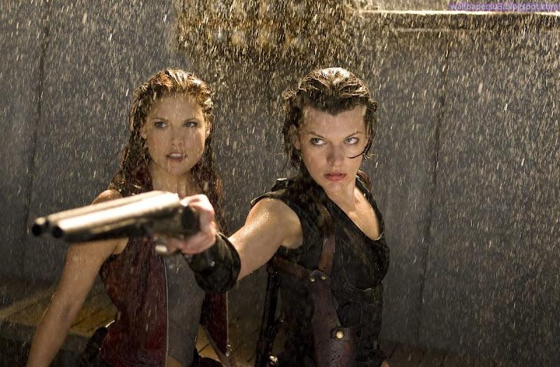 2010 Resident Evil After Life Widescreen wallpaper 2
