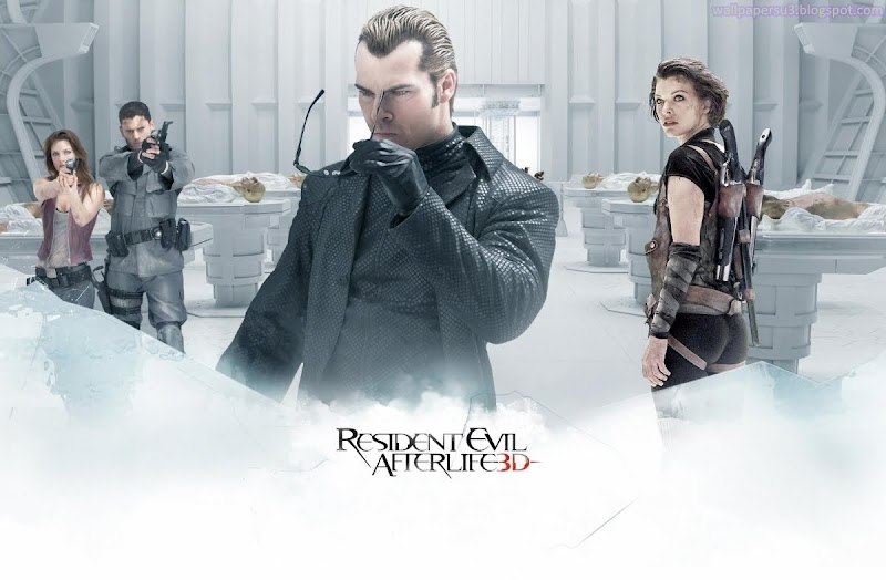 2010 Resident Evil After Life Widescreen wallpaper 1