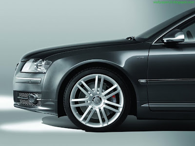 Audi S8 Standard Resolution wallpaper 12