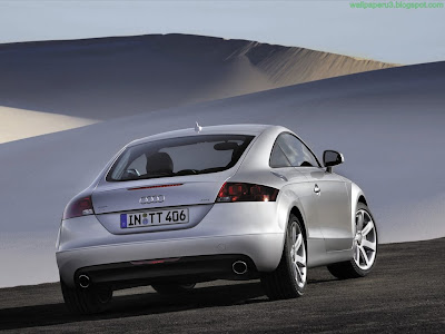 Audi TT Standard Resolution wallpaper 2