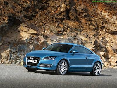 Audi TT Standard Resolution wallpaper 9