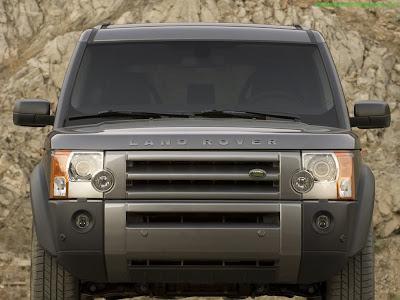 Land Rover LR3 Standard Resolution wallpaper 1